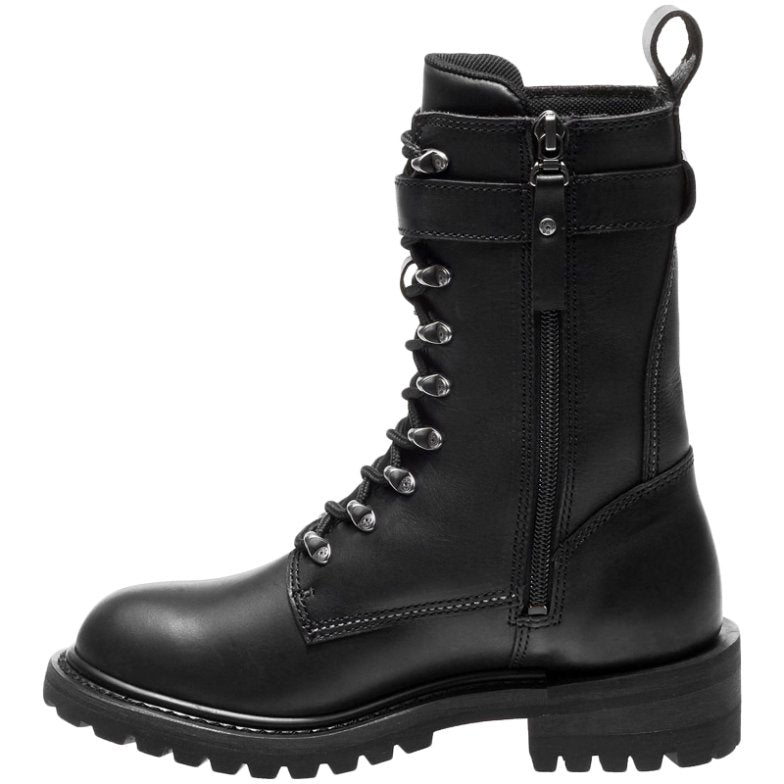 Harley Davidson Calvert Leather Womens Boots