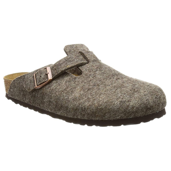 Birkenstock Boston Wool Unisex Sandals#color_cocoa