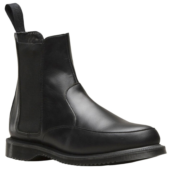 Dr.Martens Aimelya Brando Leather Womens Boots#color_black