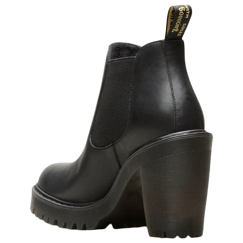 Dr.Martens Hurston Sendal Leather Womens Boots