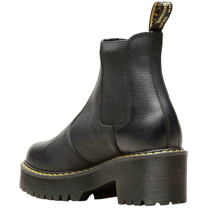 Dr.Martens Rometty Wyoming Leather Womens Boots