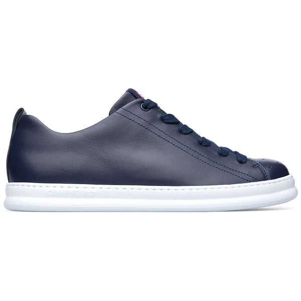Camper Runner Four Cowhide Mens Shoes#color_navy