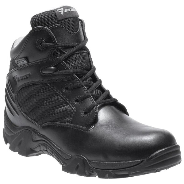 Bates GX-4 BOOT WITH GORE-TEX Full grain leather Mens Boots#color_black
