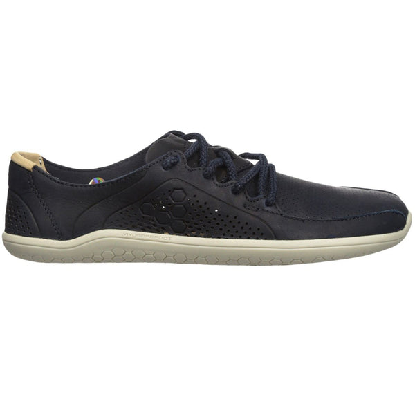 Vivobarefoot Primus Lux Pittards Leather Mens Trainers#color_indigo