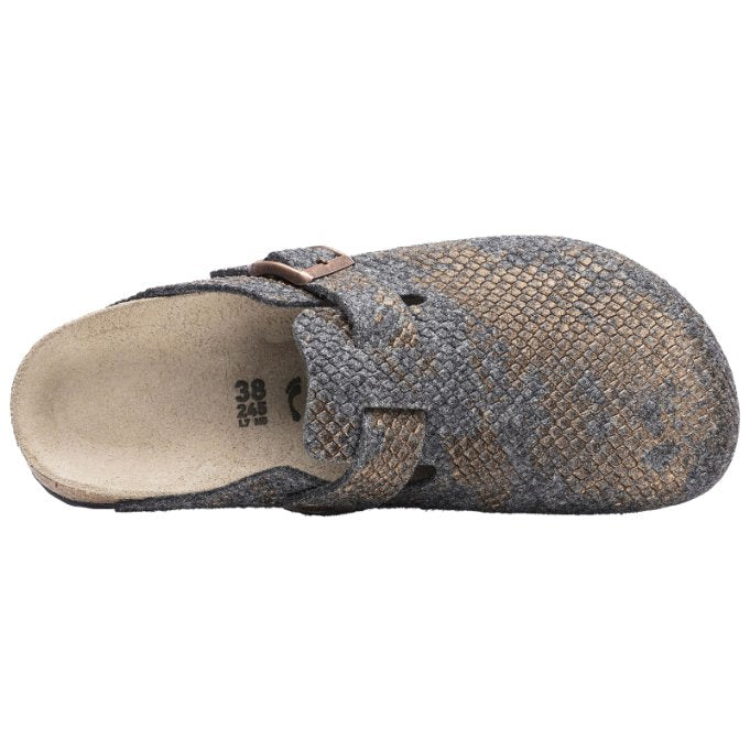 Papillio Boston Wool Felt Womens Sandals