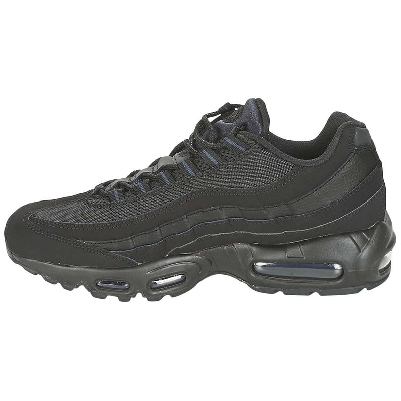 Nike Air Max 95 Synthetic Textile Mens Trainers
