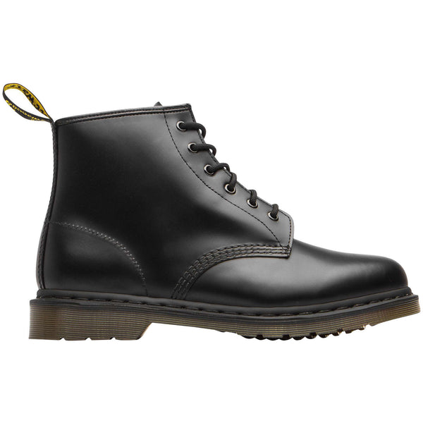 Dr.Martens 101 Smooth Leather Unisex Boots#color_black