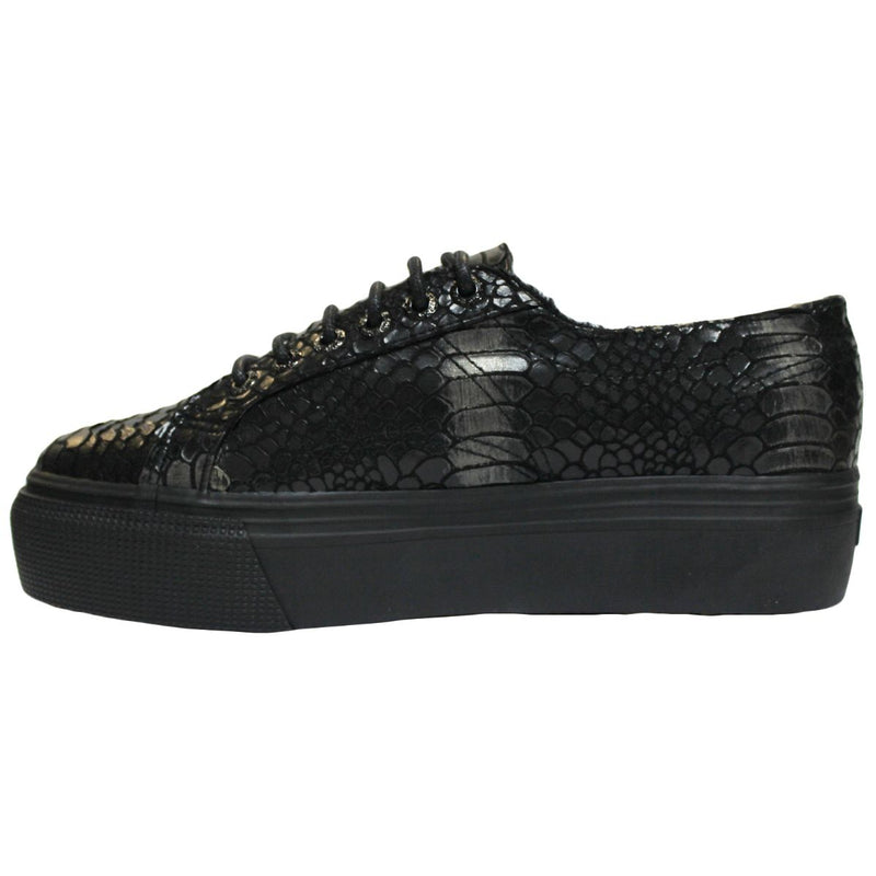 Superga 2790 Synbrushedsnakew Synthetic Unisex Trainers