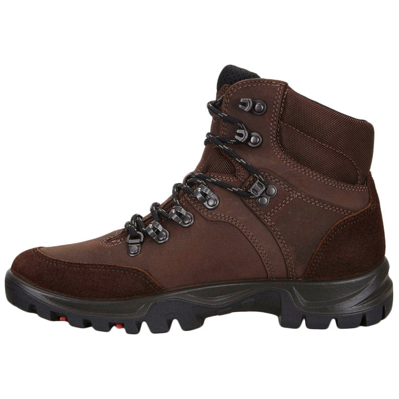 Ecco Xpedition III Leather Textile Mens Boots