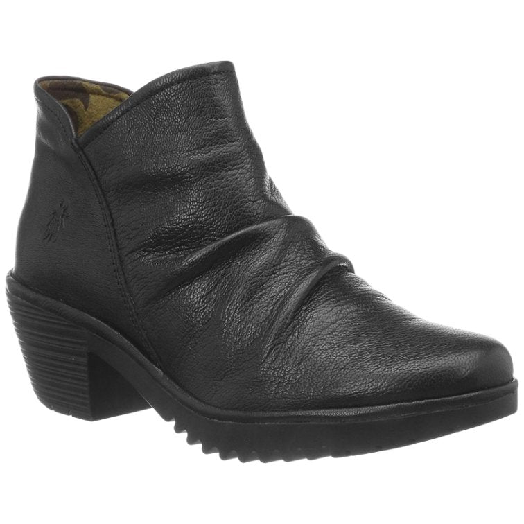 Fly London WEZO890FLY Mousse Leather Womens Boots