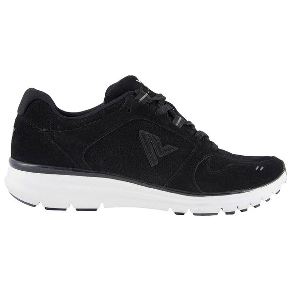 Vionic Thrill Suede Womens Trainers#color_black