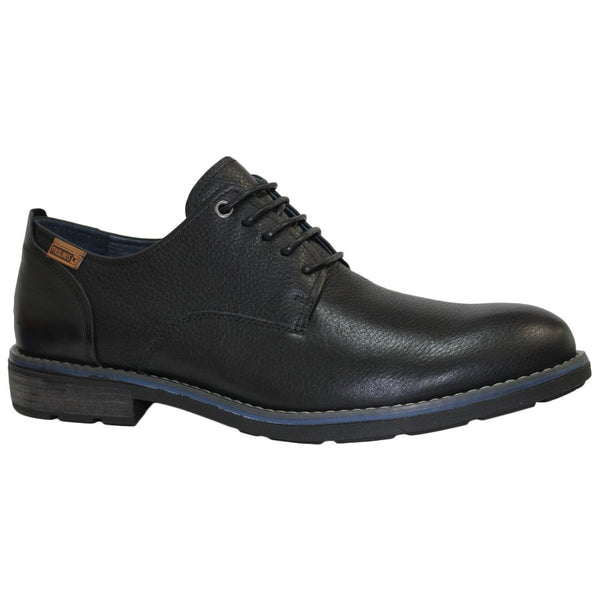 Pikolinos York Leather Mens Shoes#color_black