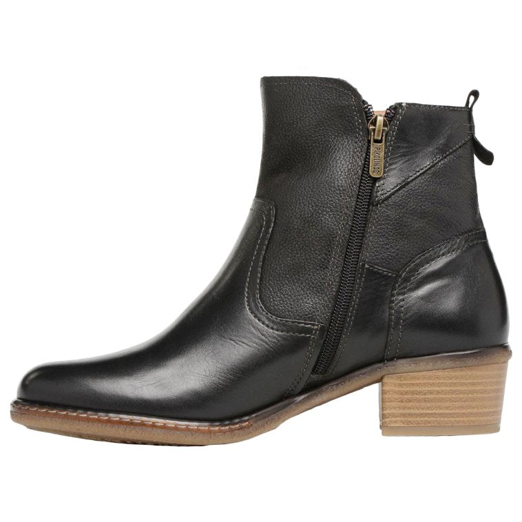 Pikolinos Zaragoza Leather Womens Boots