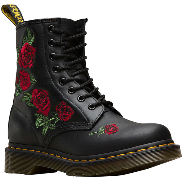 Dr.Martens 1460 Vonda Softy T Leather Womens Boots#color_black