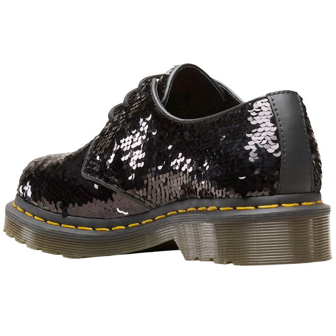 Dr.Martens 1461 Sequin Shift Sequins Synthetic Womens Shoes