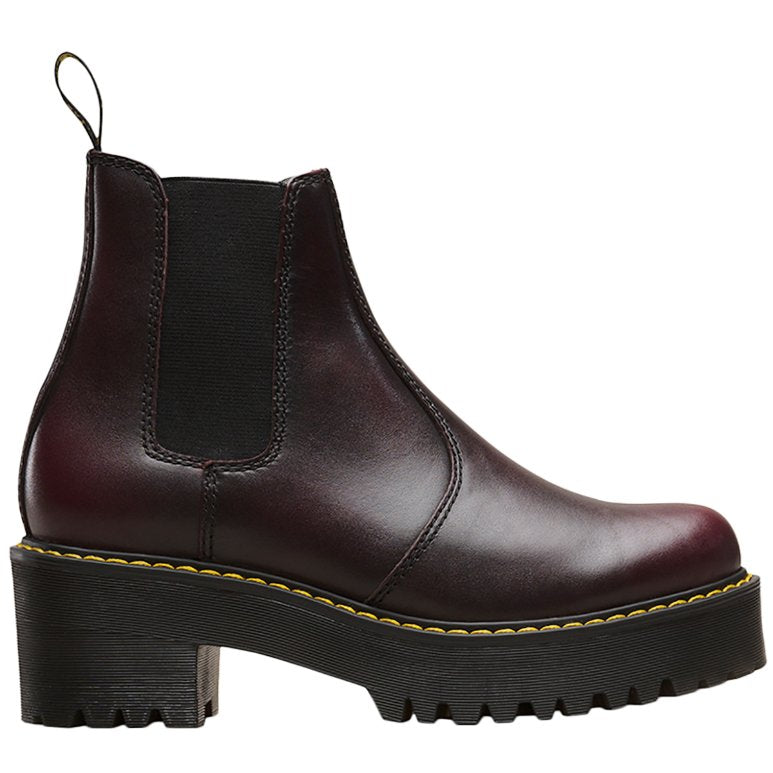 Dr.Martens Rometty Vintage Leather Womens Boots