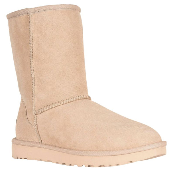 Ugg Australia Classic Short II Suede Womens Boots#color_amberlight