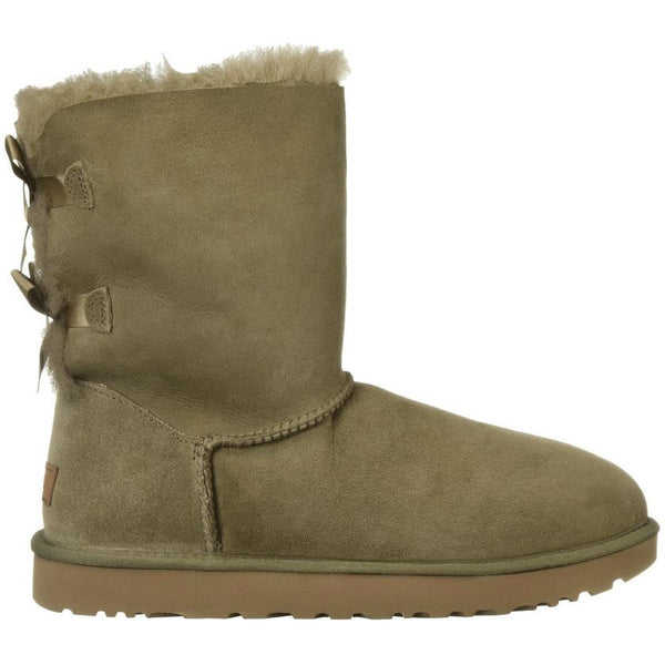 Ugg Australia Bailey Bow II Suede Womens Boots#color_antilope