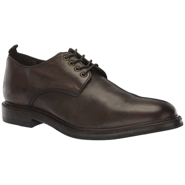 Frye Murray Oxford Leather Mens Shoes#color_brown