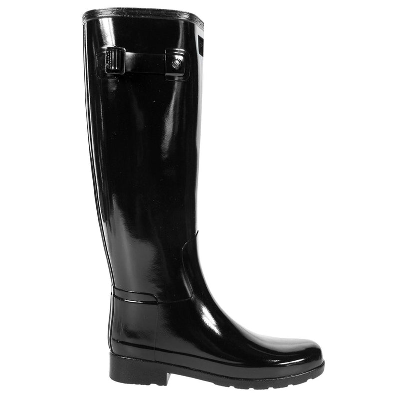 Hunter Original Refined Gloss Rubber Womens Boots