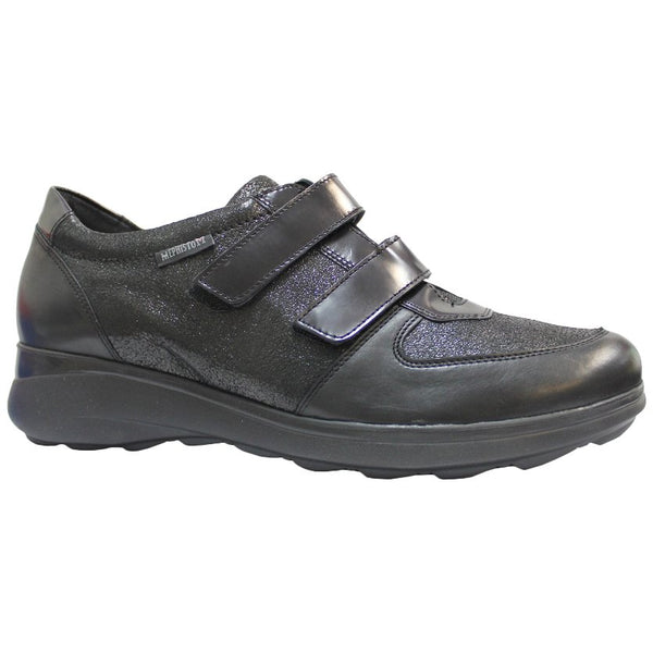 Mephisto Judy Leather Womens Shoes#color_black