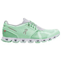 On Running Cloud Textile Synthetic Womens Trainers#color_mint