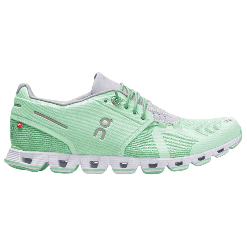 On Running Cloud Textile Synthetic Womens Trainers