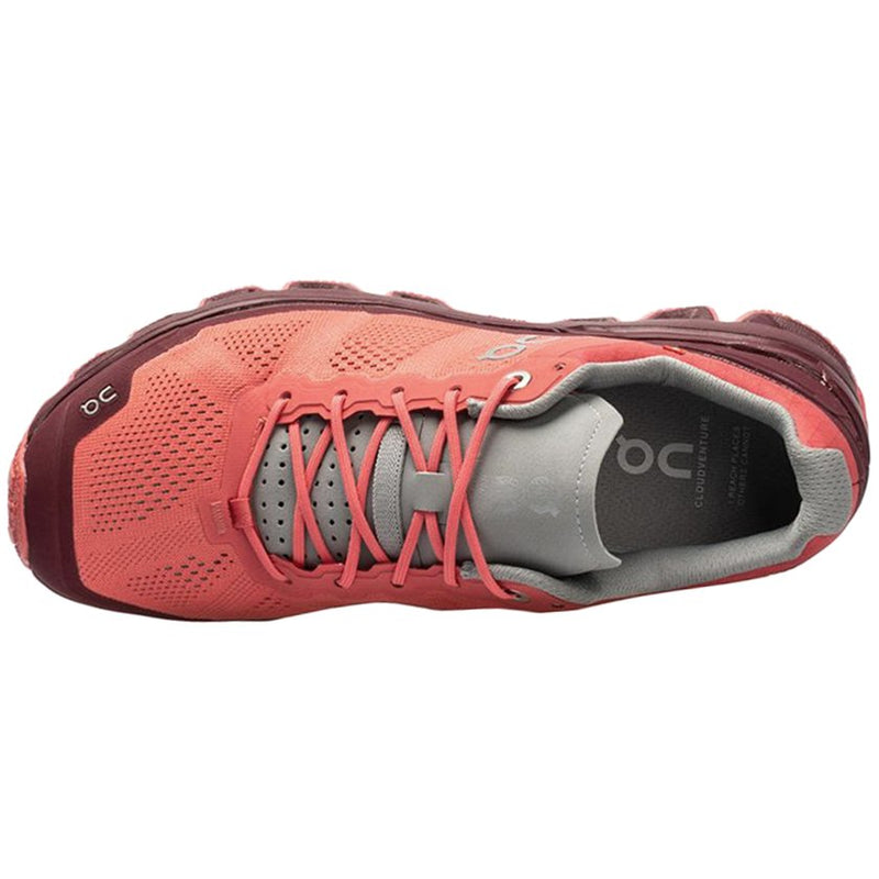 On Running Cloudventure Textile Synthetic Womens Trainers