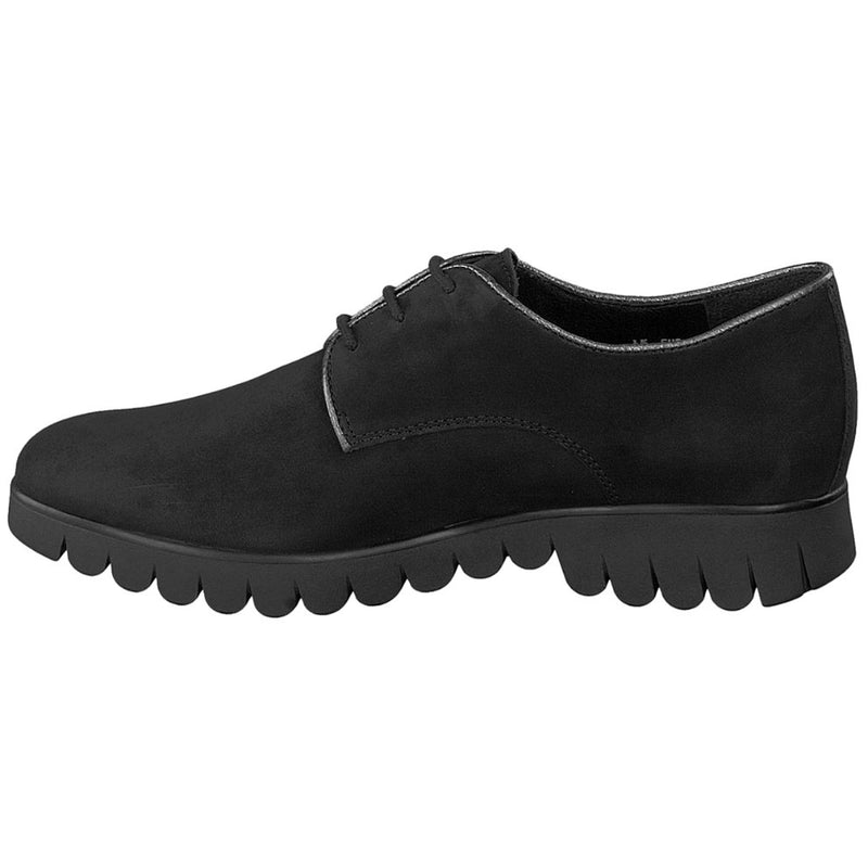 Mephisto Loreen Nubuck Womens Shoes