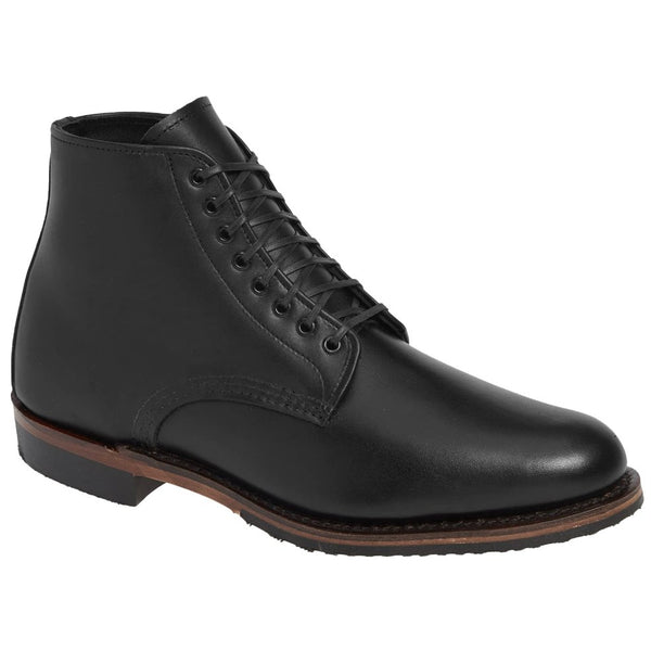 Red Wing 6 Inch Williston Leather Mens Boots#color_black
