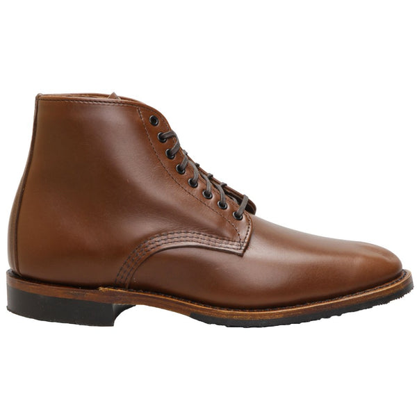 Red Wing 6 Inch Williston Leather Mens Boots#color_teak