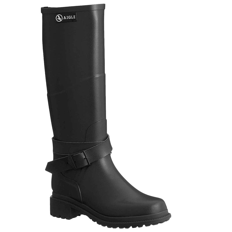 Aigle Macadames Rubber Womens Boots