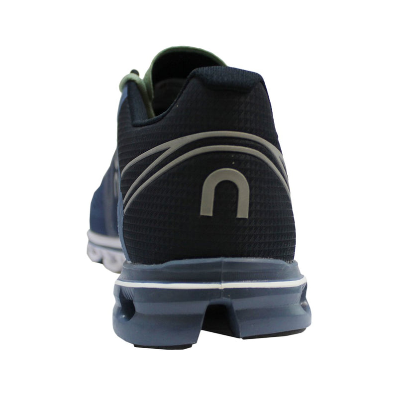 On Running Cloudflow Textile Synthetic Mens Trainers
