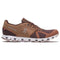 On Running Cloud Textile Synthetic Mens Trainers#color_russet cocoa