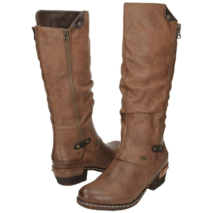 Rieker 93655-26 Synthetic Womens Boots