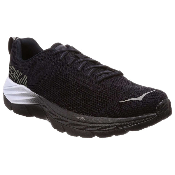 Hoka One One Mach FN Textile Mens Trainers#color_black nine iron