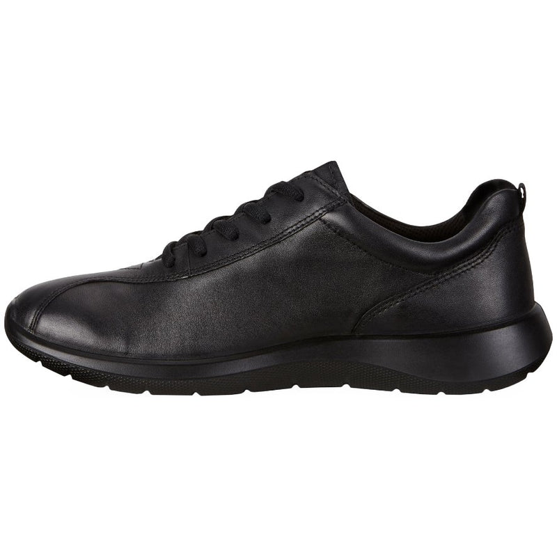 Ecco Soft 5 Leather Womens Shoes