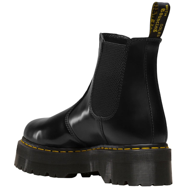 Dr.Martens 2976 Quad Polished Smooth Unisex Boots