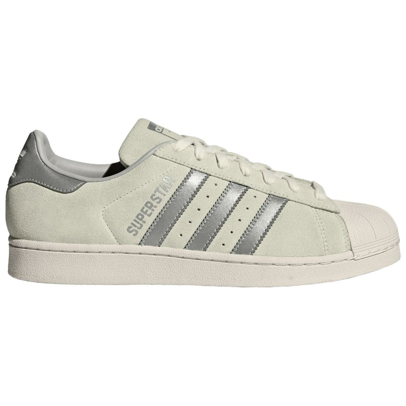 Adidas Superstar Suede Synthetic Mens Trainers