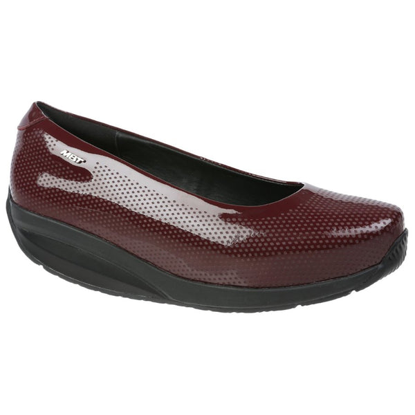 Mbt Hani 8 Leather Womens Shoes#color_mulberry