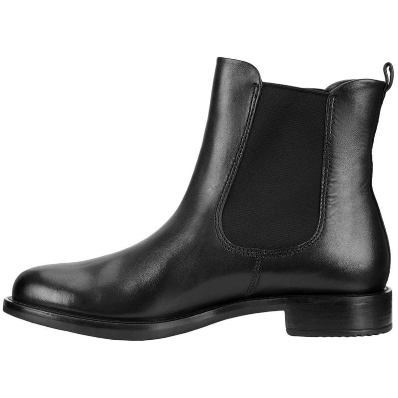 Ecco Shape 25 Leather Womens Boots