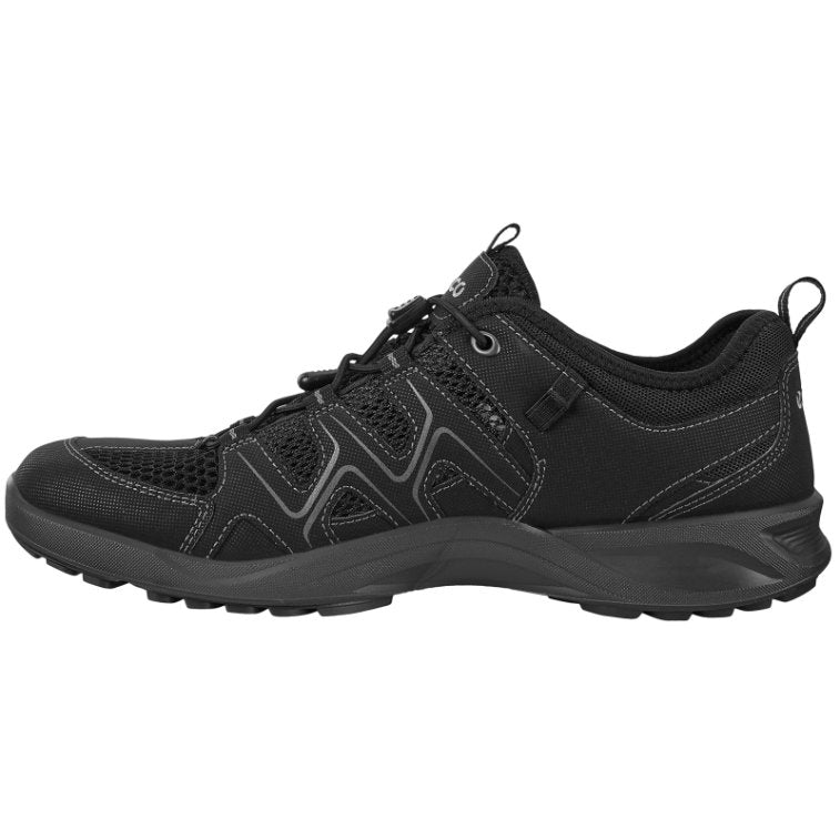 Ecco Terracruise Lite Textile Synthetic Mens Trainers