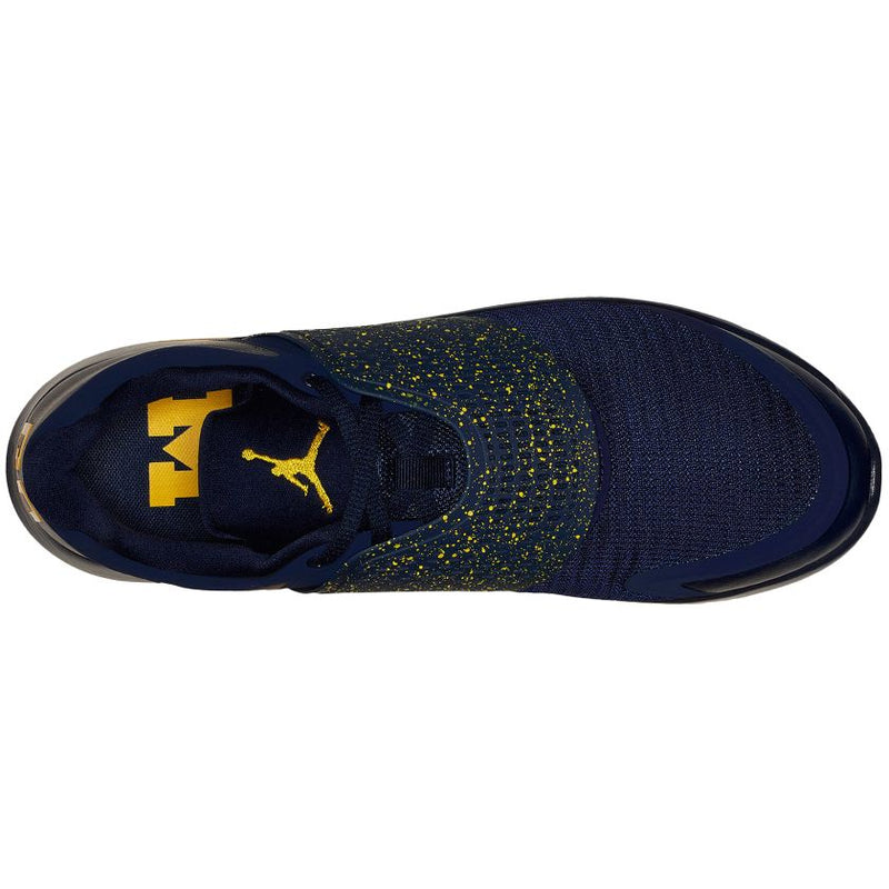 Nike Jordan Grind 2 Michigan Mesh Synthetic Mens Trainers
