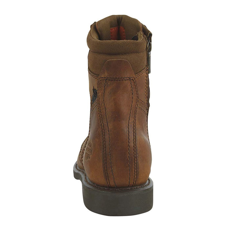 Harley Davidson Darnel Leather Mens Boots