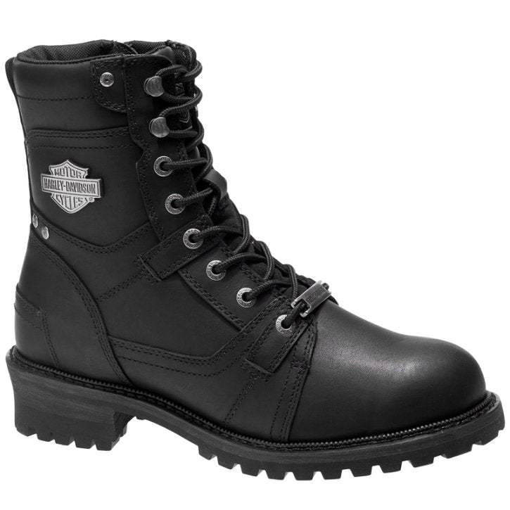 Harley Davidson Haines Leather Mens Boots
