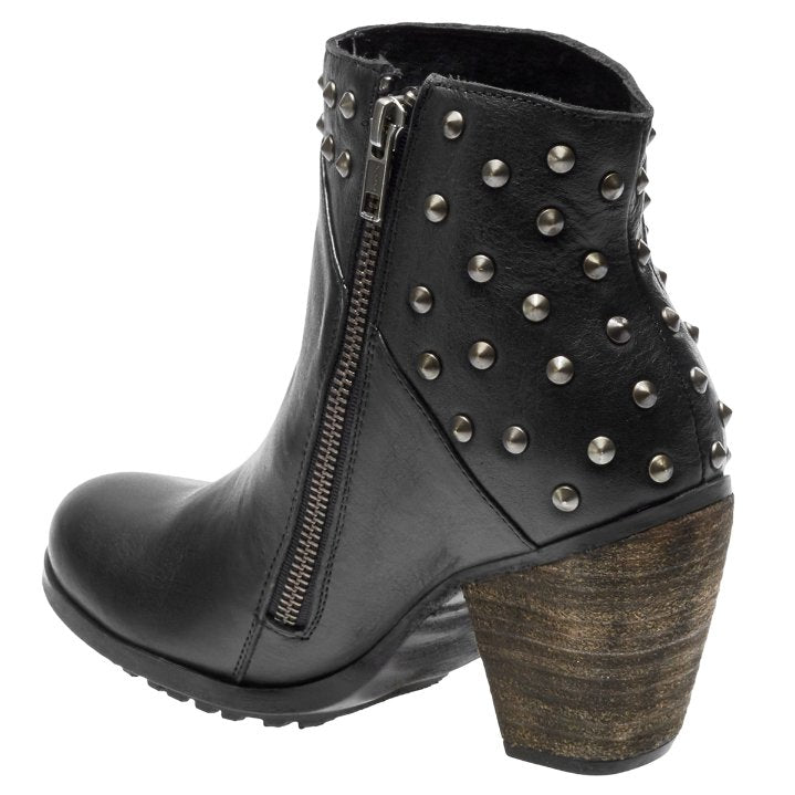 Harley Davidson Wexford Leather Womens Boots