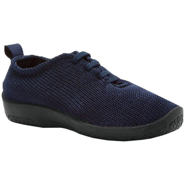 Arcopedico LS Textile Womens Trainers#color_navy