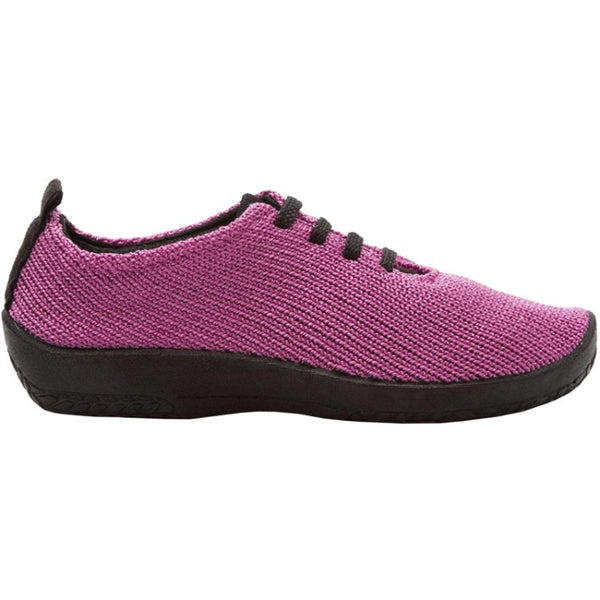 Arcopedico LS Textile Womens Trainers#color_fuschia