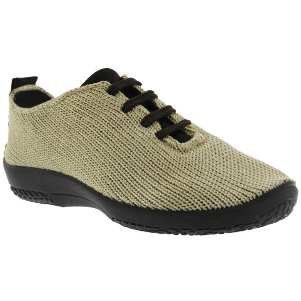 Arcopedico LS Textile Womens Trainers#color_beige
