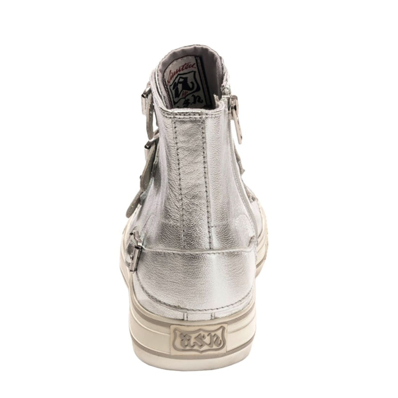 Ash Virgin Leather Womens Trainers